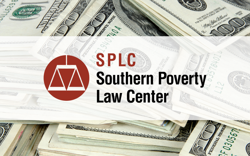There's Nothing 'Poor' About the Southern Poverty Law Center