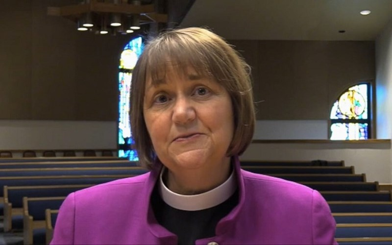 Methodist Bishop Thinks Jesus Was a Bigot
