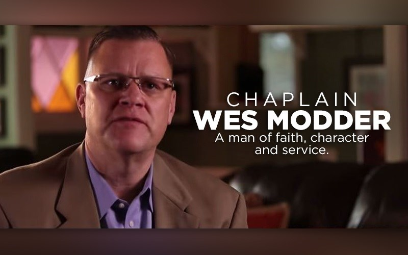 Navy Chaplain Modder Exonerated!