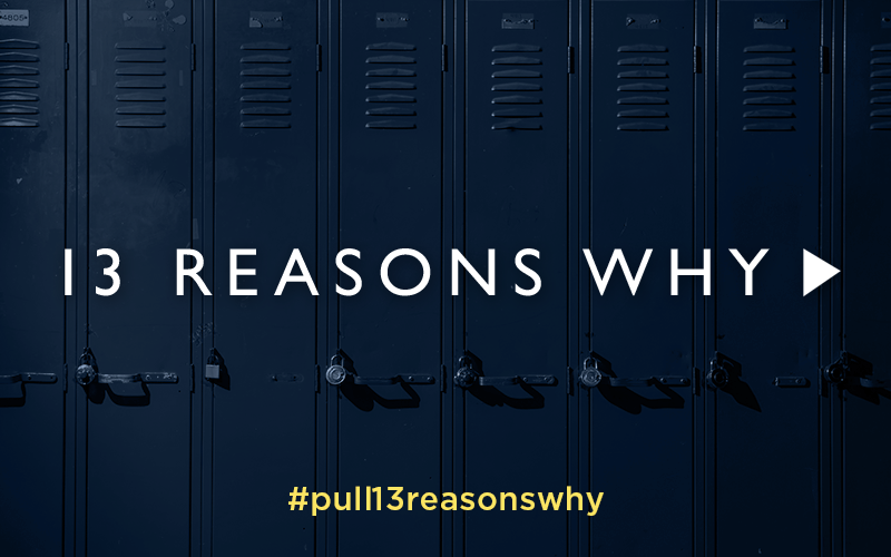 More families say '13 Reasons Why' to blame for suicide
