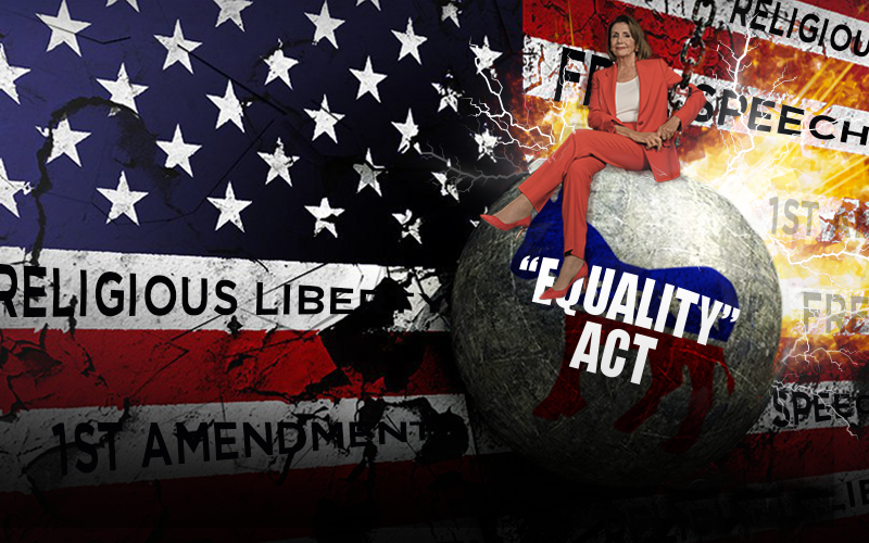 "A Deceptive ""Equality"" Act:  Religious Liberty Wrecking Ball"