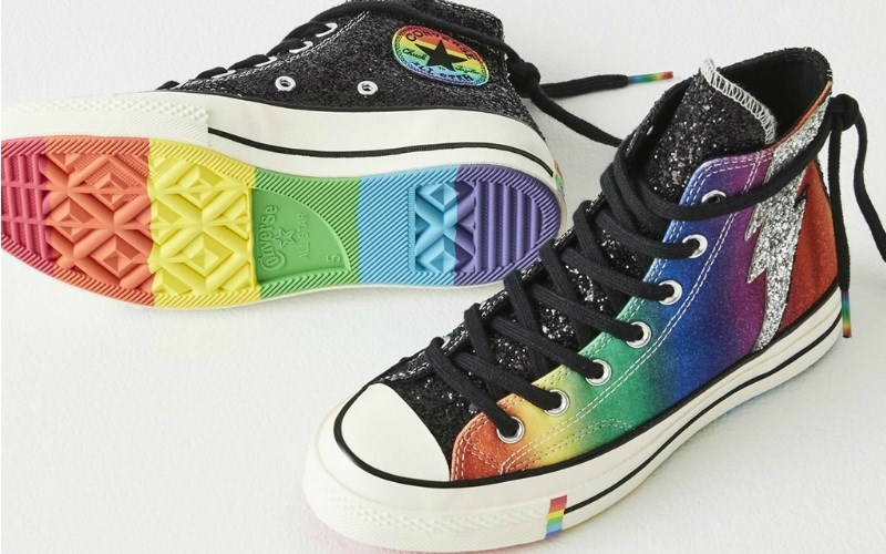 "Converse ""Proud"" of Child Exploitation"