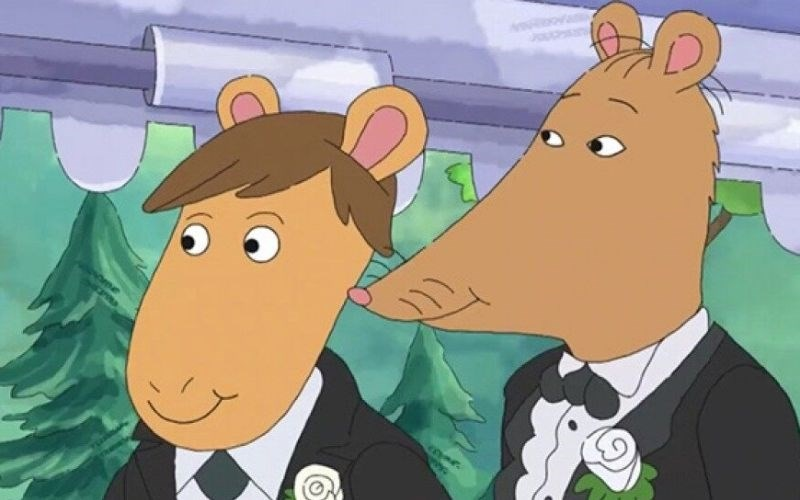 PBS Kids Airs Gay Marriage on 'Arthur'