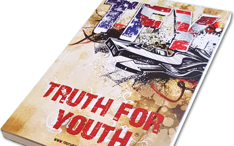 Help Out with Truth For Youth Bible Week!
