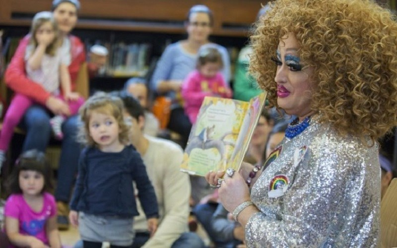 LGBT Strategy Targets Small Towns and Their Libraries