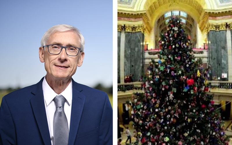 "Tell Wisconsin Governor: ""It's a Christmas Tree!"""