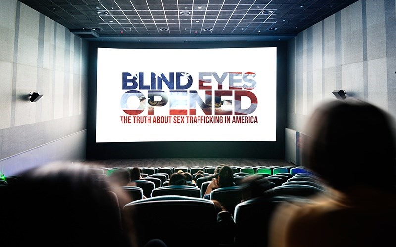'Blind Eyes Opened' Film Available to Churches