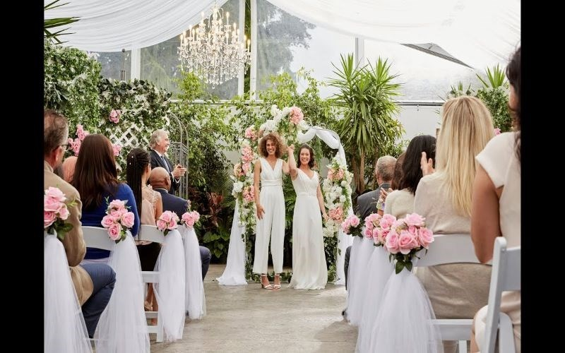 Update: Hallmark Channel Movie to Air This Month Includes Lesbian Wedding